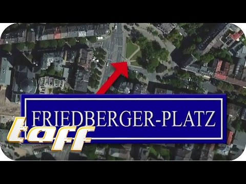 Eskalation in Frankfurt? – After-Work-Party am Friedberger Platz | taff | ProSieben