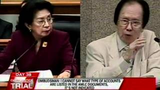 Ombudsman: Hindi na uso ang passbook ngayon, Justice Cuevas
