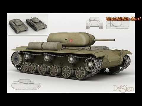 Тяжелый танк прорыва КВ-9 (Объект 229)