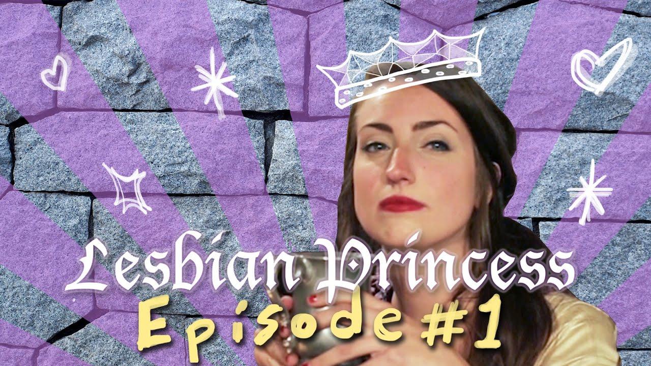 Lesbian Princess - Episode 1