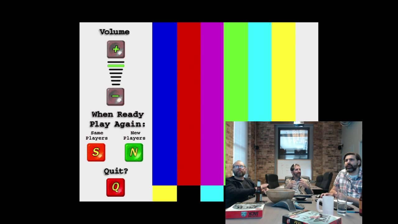 Jackbox Games 11.7.14 pt 2 - Harry Gottlieb plays YDKJ Vol ...