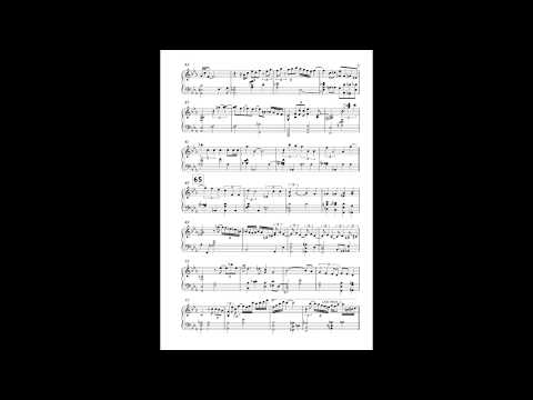 I'll Be Seeing You - Fred Hersch Transcription