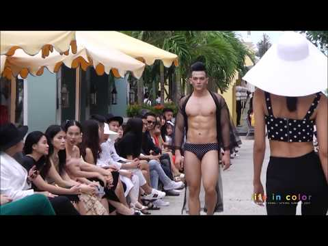 Vietnam Sexy men at Life in Color - Spring/Summer 2017 of DMC fashion show