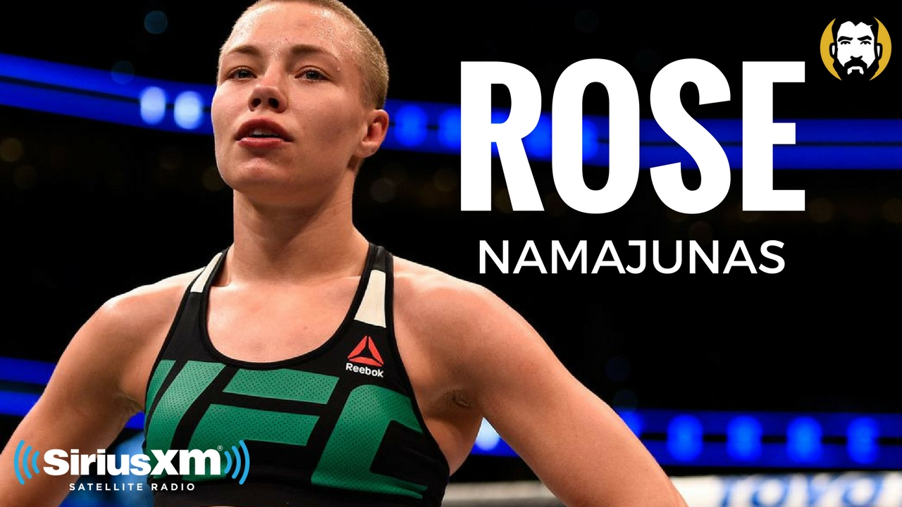 rose namajunas - photo #35
