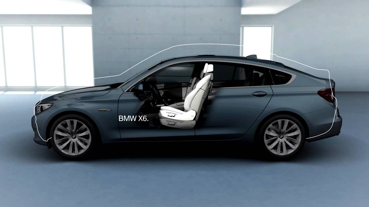 Bmw 5 Series Gt 2010 Official Video Hd Youtube