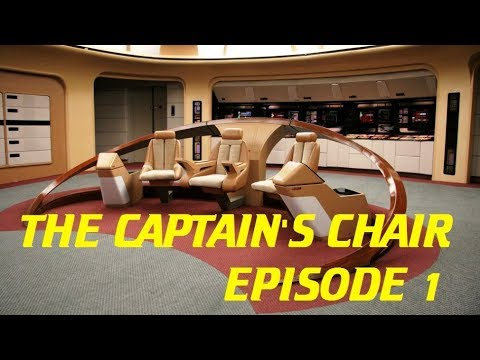 The Captain's Chair Episode 1 - Star Trek Discovery 110 Review, Mirror Universe Explored