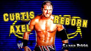 "WWE: Curtis Axel Theme ""Reborn"" [Arena Effects + HQ]"