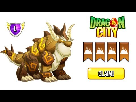 How To Breed Double Terra Dragon In Dragon City 2019 😍