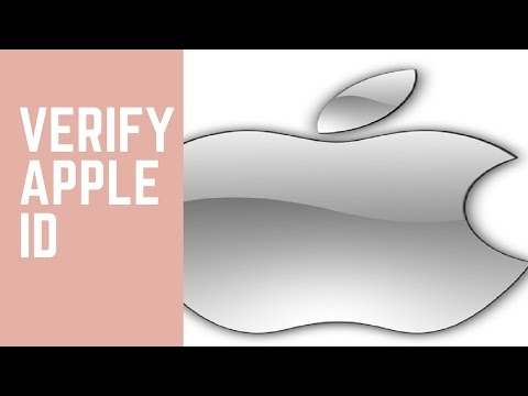 How to verify if your apple id is correct or not if you are unsure
