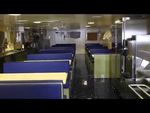 Inside HMAS Canberra