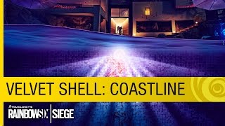 Tom Clancy's Rainbow Six Siege - Operation Velvet Shell Coastline Map Preview [US]