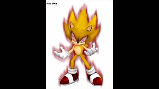 Voice Fleetway Super Sonic
