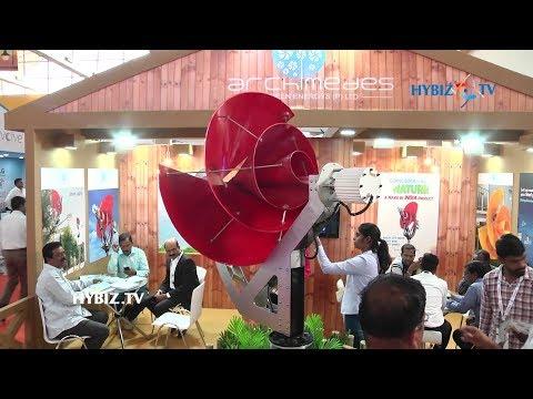Archimedes Green Energys Pvt. Ltd   RenewX 2018 Hyderabad