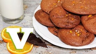 Chocolate Orange Cookies: Keep Calm And Bake S06e3/8