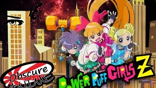 Obscure Anime- Powerpuff Girls Z Review