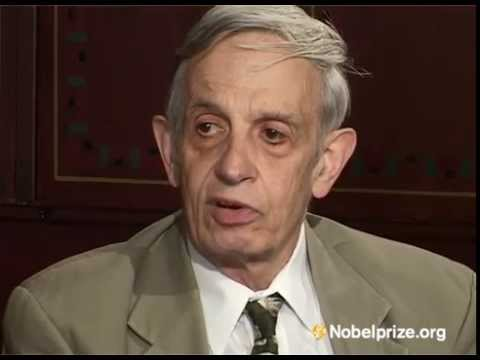Dr. John Nash on his life before and after the Nobel Prize