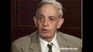Dr. John Nash on his life before and after the Nobel Prize thumbnail