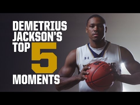 Demetrius Jackson: Top 5 Moments
