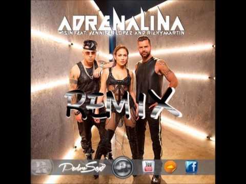 Wisin Ft Jennifer Lopez & Ricky Martin  Adrenalina PedroSox REMIX