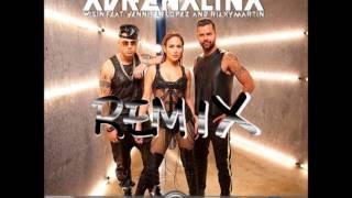 Wisin Ft Jennifer Lopez & Ricky Martin -- Adrenalina PedroSox REMIX