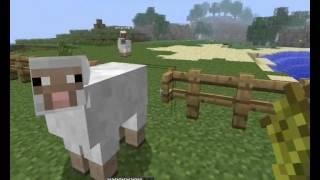 [1.4.6.] Pure minecraft - Насилване на животни - епизод 5
