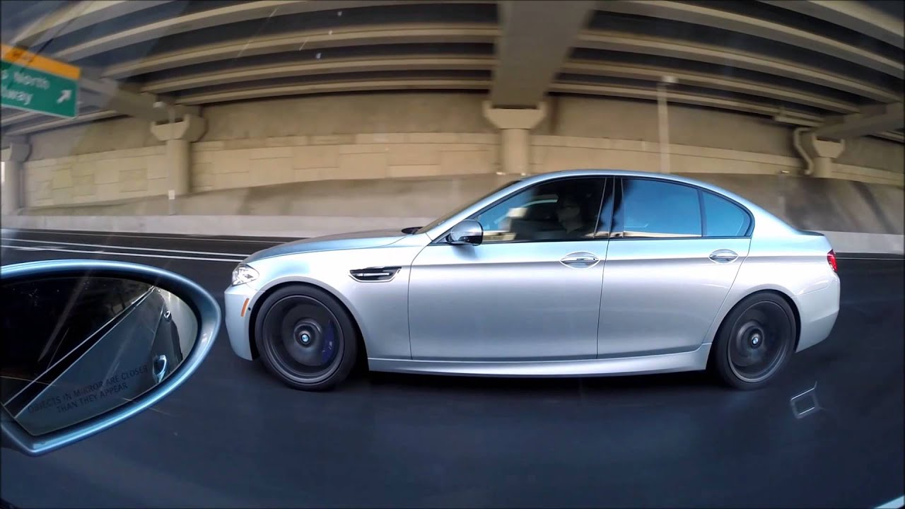 ESS Supercharged E60 M5 vs Eurocharged F10 M5 vs VF Supercharged