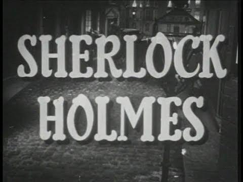 Sherlock Holmes Baffled (1903) Filme mudo