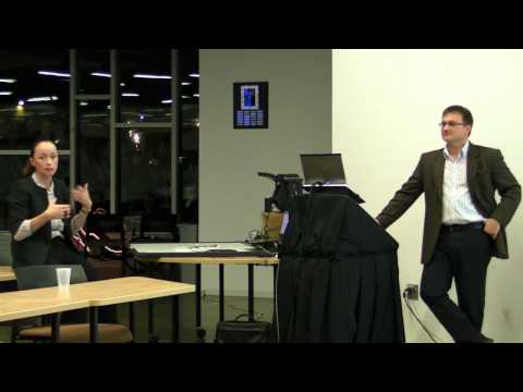 Rochester tech startups - How to pitch your startup - Sep 26 2012
