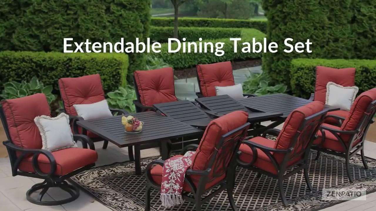 Outdoor Patio Furniture Orange County Heritage Living