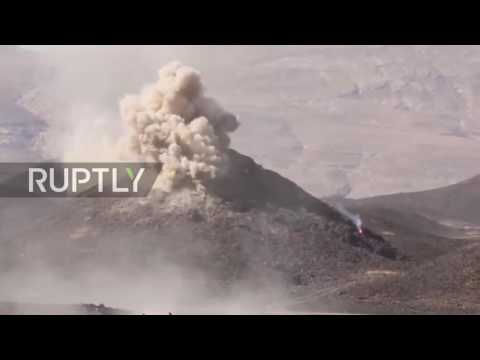 Yemen: Intense battles break out between Houthis and Saudi-backed forces in Marib