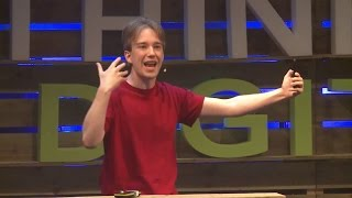 The Speed of Outrage: Tom Scott at Thinking Digital 2015