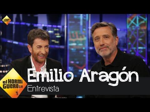 Emilio Aragón nos cuenta el punto de partida de 'Pulsaciones', su nueva serie - El hormiguero 3.0