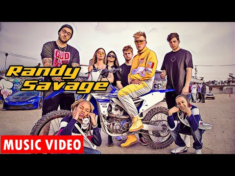 Jake Paul - Randy Savage (FT. Team 10 + Jitt & Quan) Prod. B