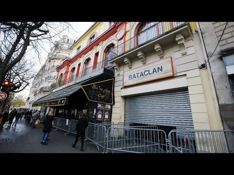 Paris terror attacks: Investigators re-enact Bataclan concert hall attack
