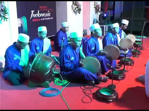 FITYATAL HAQ festival Banjari dan Al Habsy RHS Group Bisham 2016