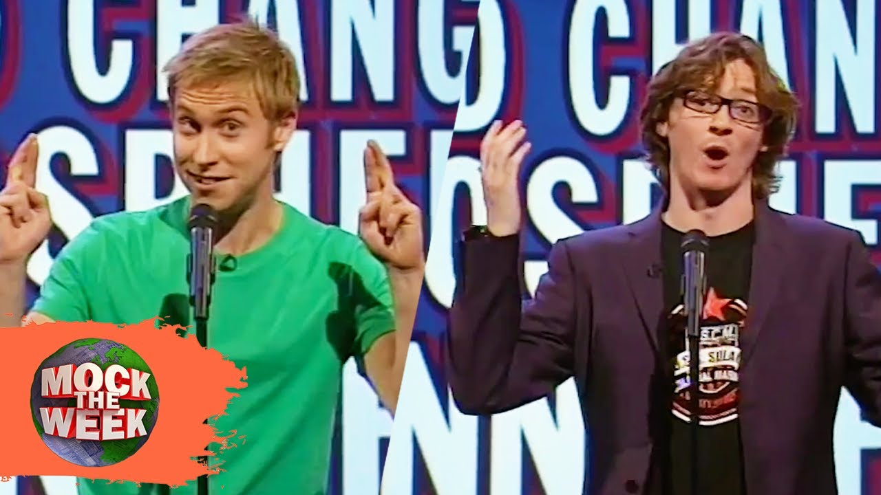Download Things That Would Change The Atmosphere At A Dinner Party   Mock The Week