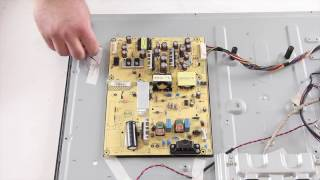 vizio e320 a1 complete tv repair kit how to replace all boards for tv repair