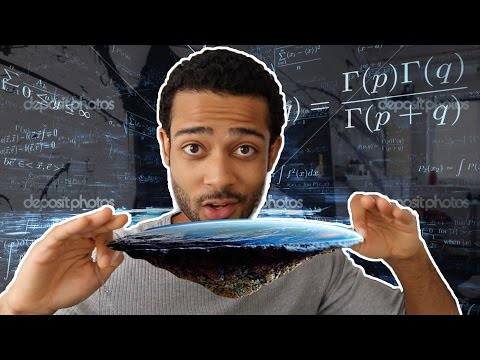 """Flat Earth Theory? What """"I SAW"""" Whilst Astral Projecting. thumbnail"""