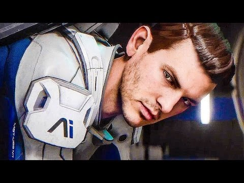 Mass Effect Andromeda Full Movie All Cutscenes