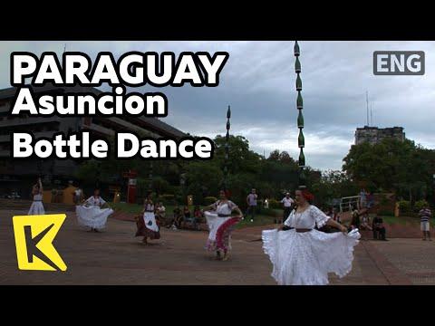 【K】Paraguay Travel-Asuncion[파라과이 여행-아순시온]전통 물병춤/Bottle Dance/Performance