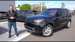 Is the 2020 Land Rover Discovery a GOOD luxury SUV?