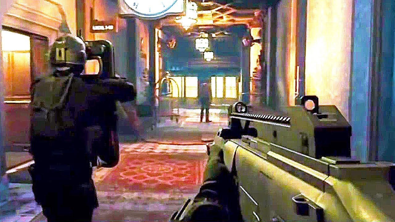 READY OR NOT Gameplay Trailer (FPS Swat Game 2018)