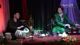 Akbar Nikzad & Yama Sarshar at The Music Room (عشــــق را بـــی معـــــرفـــت معنـــی مکـــــن)