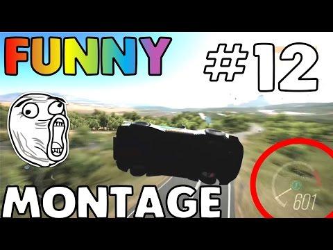 Forza Horizon 3 FUNNY MONTAGE #12 thumbnail