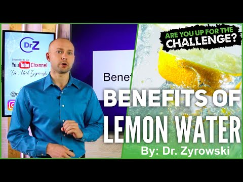 Benefits Of Lemon Water | Must See!