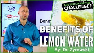 Benefits Of Lemon Water | Must See!