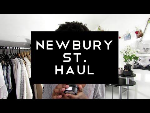 HAUL | Newbury Street Haul
