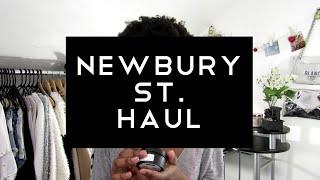 HAUL | Newbury Street Haul Thumbnail