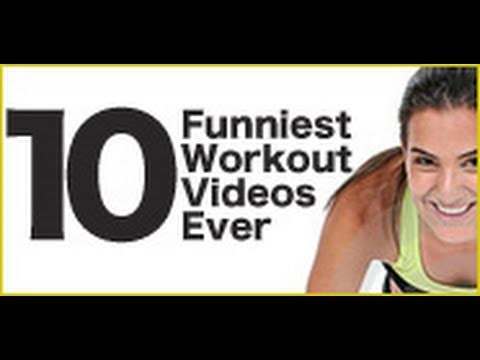 10 Funniest Workout Videos