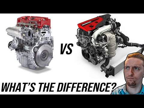 Honda K20A vs K20C: What's the Difference?